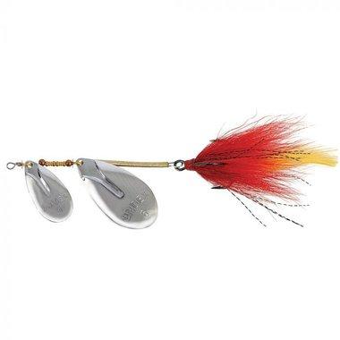 Ondex Tandem Buck Spinner Zilver 4/6