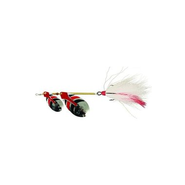 Ondex Tandem Buck Spinner Zilver/Decore 4/6