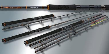 Sportex Catfire Feeder 360 cm (200gr)
