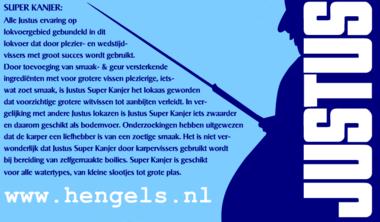 Justus - Justus Kanjer 1kg