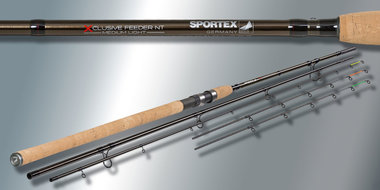 Sportex Xclusive Medium Light Feeder NT 360 60-120gr