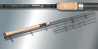 Sportex Exclusive Method Feeder 360 10-40gr