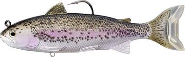 Live Target Trout(adult) Swimbait Sinking MD 71gr/16,5cm Silver/Violet
