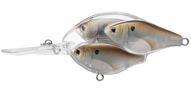 Live Target Shad Crankbait Floating MD 18gr/6,35cm Pearl/Bronze