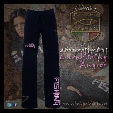 Hotspot design - carp fishing jog pants for women