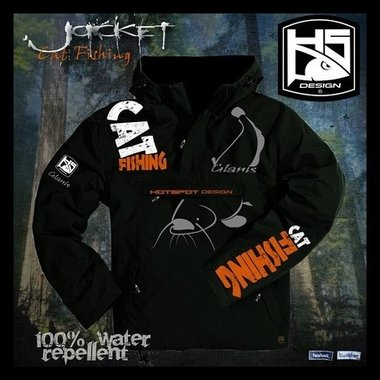 Hotspot design - Jacket cat fishing