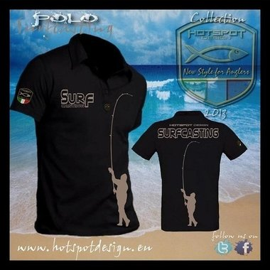 Hotspot design - Polo surf casting