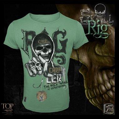 Hotspot design - T-shirt Skull T Rig M/L/XL/XXL