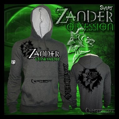 Hotspot design -Sweater zander obsession M/L/XL/XXL