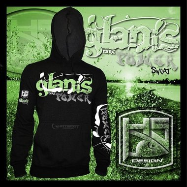 Hotspot design -Sweater Glanis pure power M/L/XL/XXL
