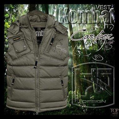Hotspot design -Vest Kombat Carper M/L/XL/XXL