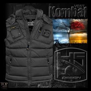 Hotspot design -Vest Kombat Hotspot M/L/XL/XXL