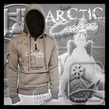 Hotspot design -Sweater Carper artic  M/L/XL/XXL