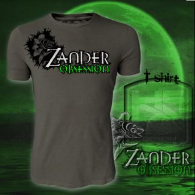 Hotspot design - T-shirt zander obsession M/L/XL/XXL