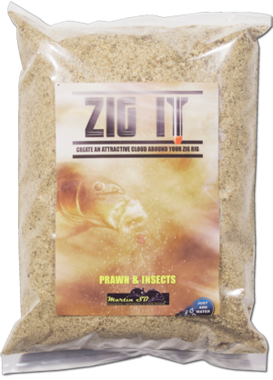 Martin SB Zig it prawn & insect 1kg