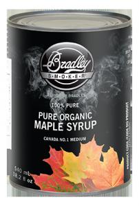 Bradley - MAPLE SYRUP/ESDOORN SYRUP