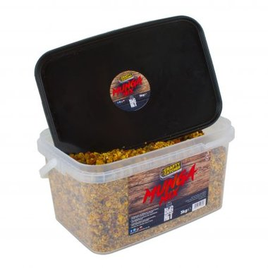 crafty catcher Big hit munga/particle mix 3 kg