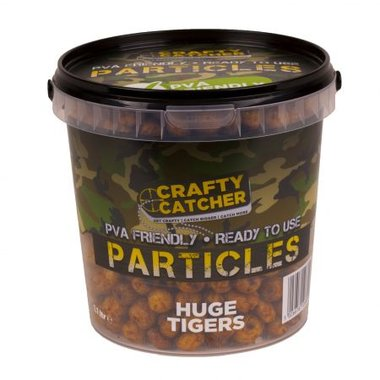 crafty catcher huge tigers particles 1.1ltr