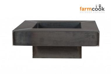 Farmcook Pan 5 firebowl 60/ 70 /80 cm unpainted