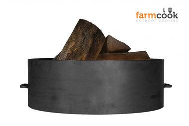Farmcook Pan 4 firebowl 60/ 70 /80 cm unpainted