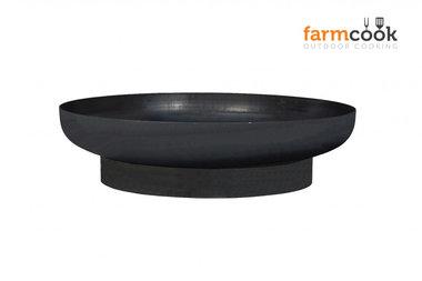 Farmcook Pan 1 firebowl 60/ 70 /80 cm unpainted