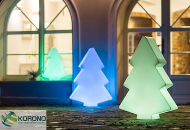 korono led lamp chrismas tree M 100x70x20 cm lamp multi collor