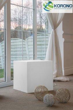korono led lamp cube 50x50x50cm