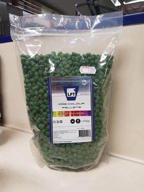 LFT Pre Colour Pellet Green Mussel 6mm 750gr