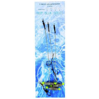Deep Blue Flat Out 3-Haaks 10gr H6