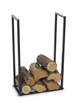 Magnus Firewood Racks R114B black 35x25x110cm