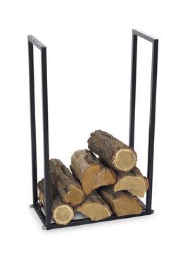 Magnus Firewood Racks R114A black 35x25x80cm