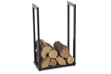 Magnus Firewood Racks R111B black 50x25x110cm