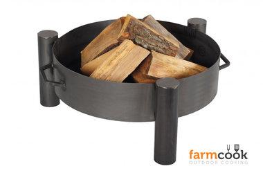 Farmcook Pan 33 firebowl 60/ 70 /80 cm unpainted