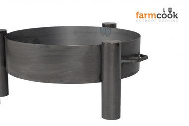 Farmcook Pan 33 firebowl 60/ 70 /80 cm painted