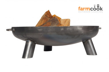 Farmcook Pan 37 firebowl 60/ 70 /80 cm painted