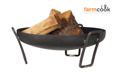 Farmcook Pan 39 firebowl 60/ 70 /80 cm painted