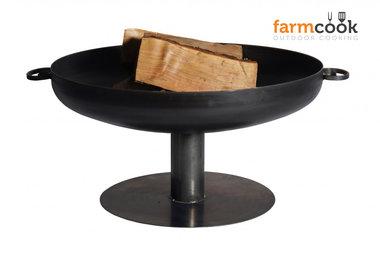 Farmcook Pan 41 firebowl 60/ 70 /80 cm unpainted