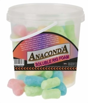 Anaconda - pva oplosbaar foam