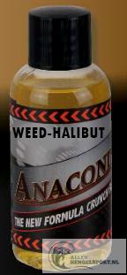 ANACONDA FLAVOUR WEED-HALIBUT 50ML
