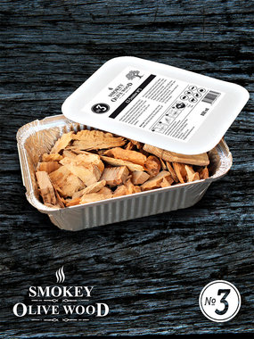 Smokey Olive wood EZ-Smoker 3 pack nr 3 800ml