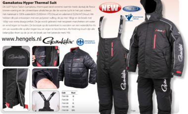 SPRO - Gamakatsu Hyper thermal suit 7164