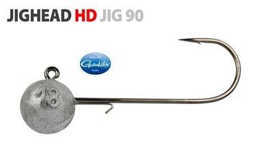 spro -round jighead hd haak 8/0 18gram 11-13 cm,