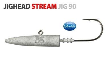 spro -stream jighead haak 4/0 28gram 9-12 cm, 4927 400 028