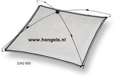 kruisnet / totebel 100cm x 100cm. 3242-000