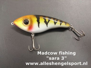 MADCOW FISHING KUNSTAAS sara 3