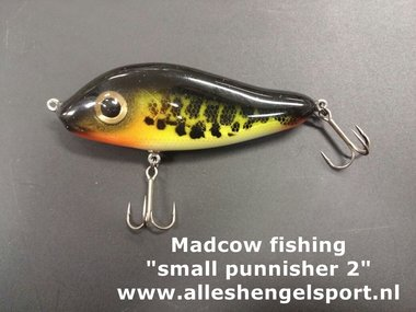 MADCOW FISHING KUNSTAAS small PUNNISHER 2