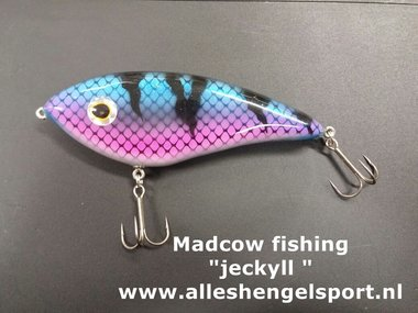 MADCOW FISHING KUNSTAAS jeckyll