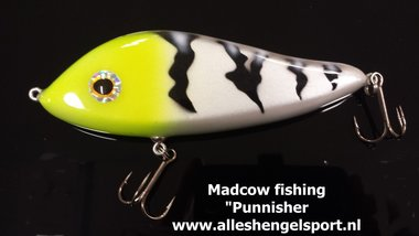 MADCOW FISHING KUNSTAAS PUNNISHER 1