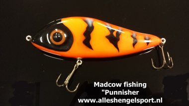 MADCOW FISHING KUNSTAAS PUNNISHER 2