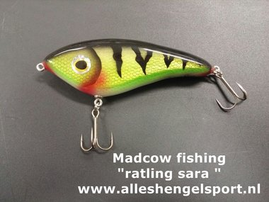 MADCOW FISHING KUNSTAAS rattling sara